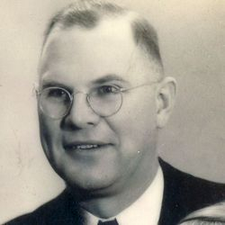 Rev. Richard Lungren 1952-1954