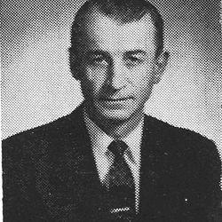 Rev. Louis A. Haruf 1954-1961