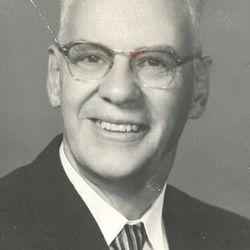 Rev. R Jay Wilson 1961-1963