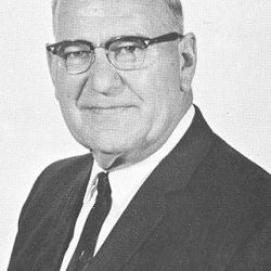 Rev. Claude R. Kingsley 1963-1971