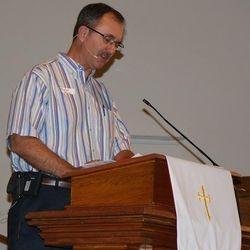 Pastor Eric Feuerstein