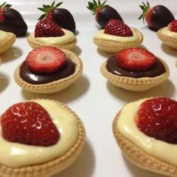 Dessert tartlets