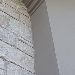 Stucco to stone