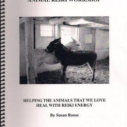 Animal Reiki Training Manual