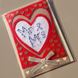 Handmade Luxury Cards.