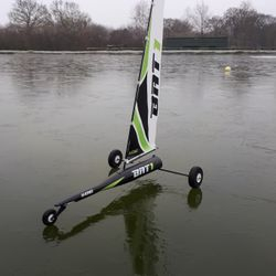 Sailing on thin ice?