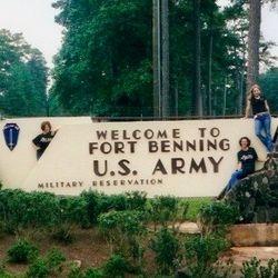 Ft. Benning, Georgia