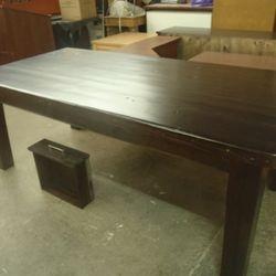 after furniture restoration