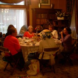 Clarion Catholic Daughters of America Victorian Tea