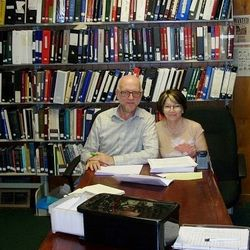 Mr. & Mrs. Peter Morant from Perth, Australia