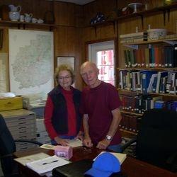 Barbara & Chuck Schroeder from El Cajon CA