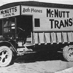 McNutt Transfer.
