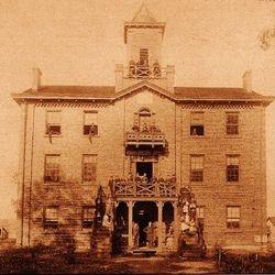 Clarion Collegiate Institute, Rimersburg.