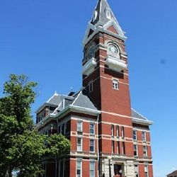 Clarion County Courthouse: On The National Register