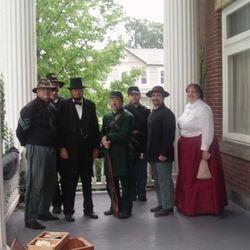 Civil War Road Show