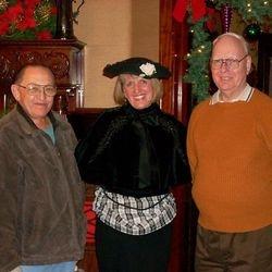 Jim Anderson, Mary Lea Lucas & Harry Nulph