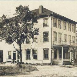 Hotel Sligo, early 1900's.