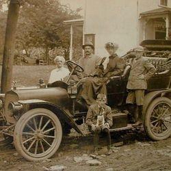 The Smith Family, Rimersburg.