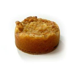 Appel cake taartje