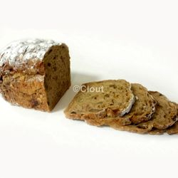 Spelt natuur noten vruchten brood