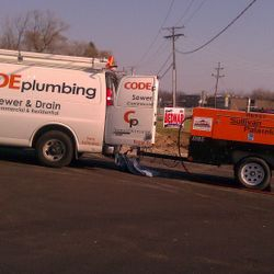 Code Plumbing Sewer and Drain