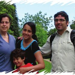 We see in this process God calling us to live the values of tolerating, respecting, supporting each other in our own family life, and from there we will be prepared to carry our mission. Mauricio and Nathalie (Chile/Britain)