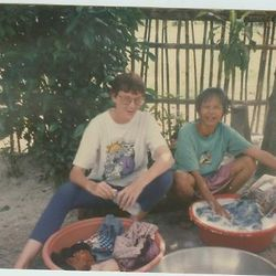 Deirdre H. in the Philippines.