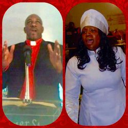 Bishop Isaac and Apostle Asia Hurd