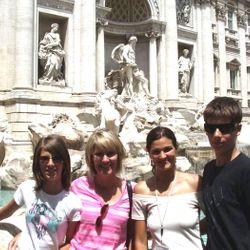 Ancient Rome tour - Trevi Fountain