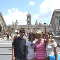 Ancient Rome tour - The Piazza del Campidoglio