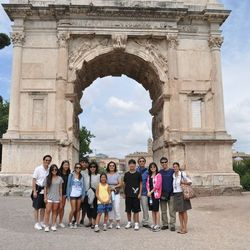 Ancient & Imperial Rome tour - Arch of Titus