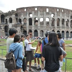 Ancient & Imperial Rome tour - the Colosseum