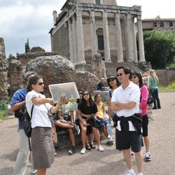 Ancient & Imperial Rome tour - the Roman Forum
