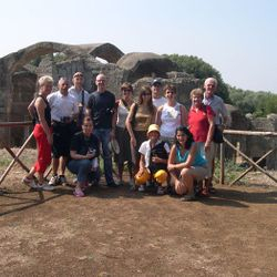 Ancient Ostia tour - thermae