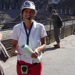 Ancient & Imperial Rome tour - inside the Colosseum