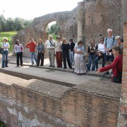 Tivoli tour - Villa of Hadrian