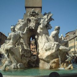 Colosseum & City Walk Tour - Navona Square