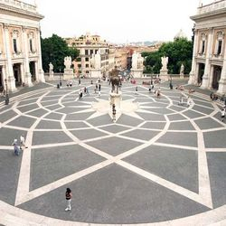Colosseum & City Walk Tour - Michelangelo's Capitoline Square