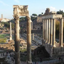 Colosseum Tours - the Roman Forum