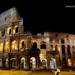 CrisRomanGuide - Rome By Night - The Colosseum
