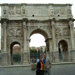 Colosseum & City Walk Tour - the Colosseum tour