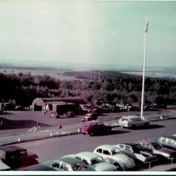Barracks  D Btry 2nd Bn 1st ADA 32nd AADCOM  Nike Hercules Missile Site  1976