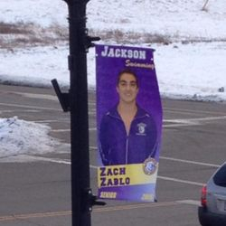 Double Sided Pole Banners