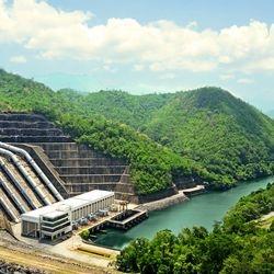Hydro Power Plant Installation - Tajikstan.