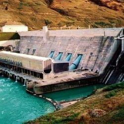 Hydro Power Plant Installation - Tajikstan