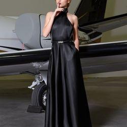 8606 Halter Gown