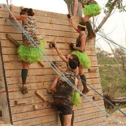 True grit style wall dirt wars survivor
