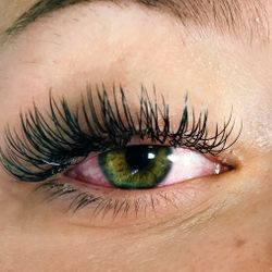 Long cashmere lashes