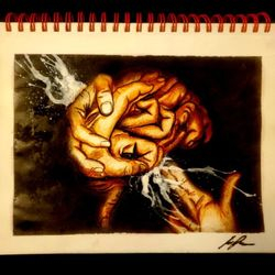 dos Ramos Studio Colored Pencil and Pastels