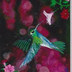 dos Ramos Studio Hummingbird